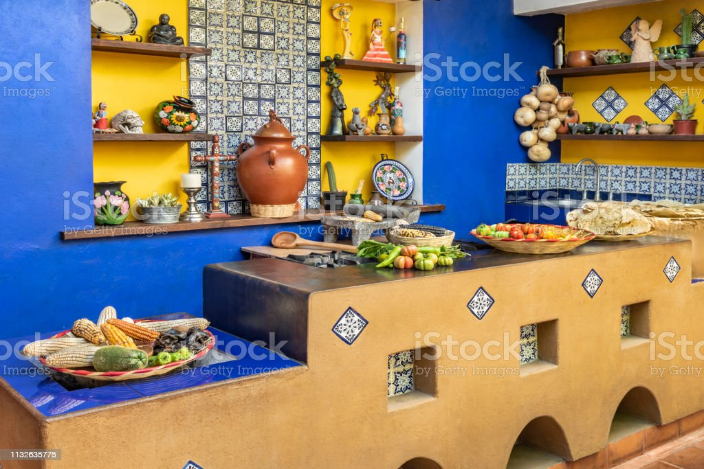 253 mexican tile kitchen stock photos pictures royalty free images