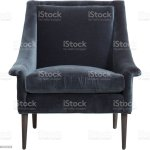 Modern Armchair Single Sofa Seat Home Living Room Or Bedroom Stock Photo Download Image Now Istock