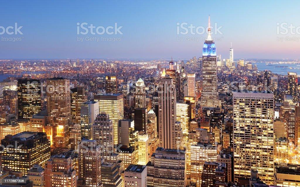 photo libre de droit de paysage urbain de new york banque d images et plus d images libres de droit de affaires istock