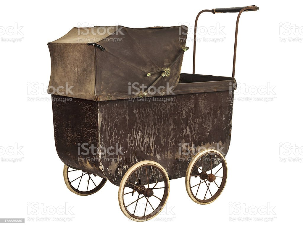 https www istockphoto com photo nineteenth century baby pram isolated on white gm178836339 25156906