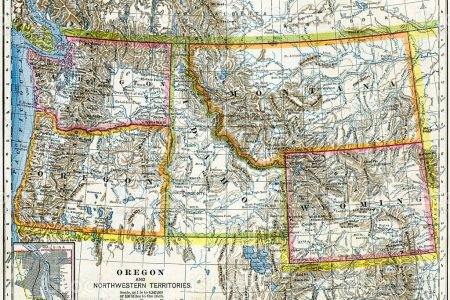map of northwest usa » ..:: Edi Maps ::.. | Full HD Maps