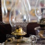 Old Antique Kerosene Lamps With Glass Bulbs For House Lighting Stock Photo Download Image Now Istock