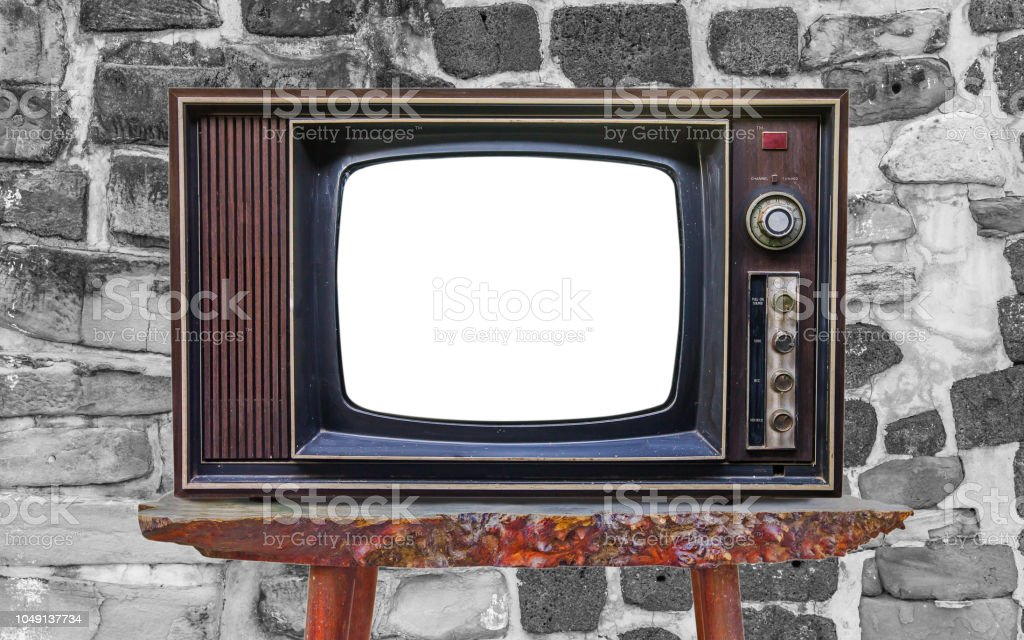 https www istockphoto com photo old television on old table gm1049137734 280593861