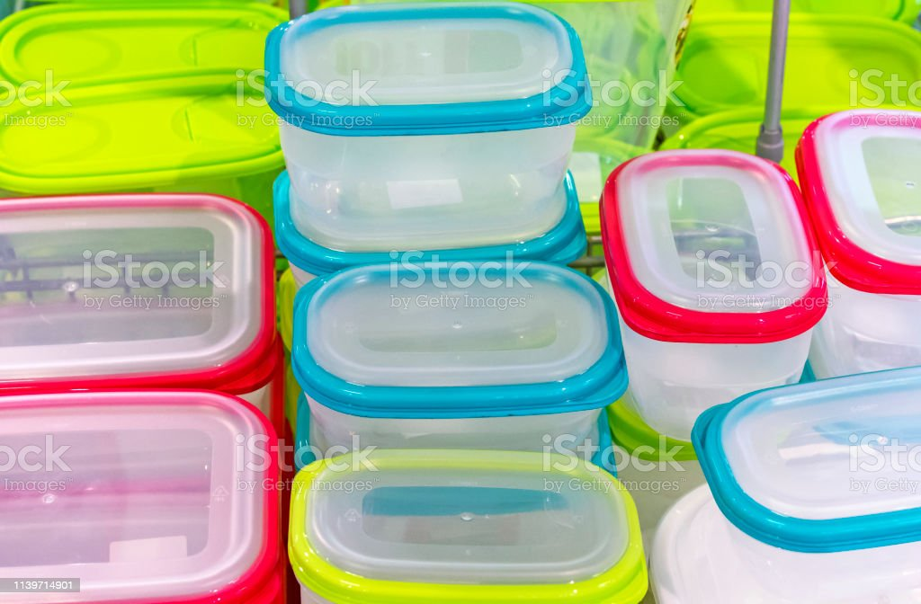 plastic containers for storing food and use in the microwave stock photo download image now istock