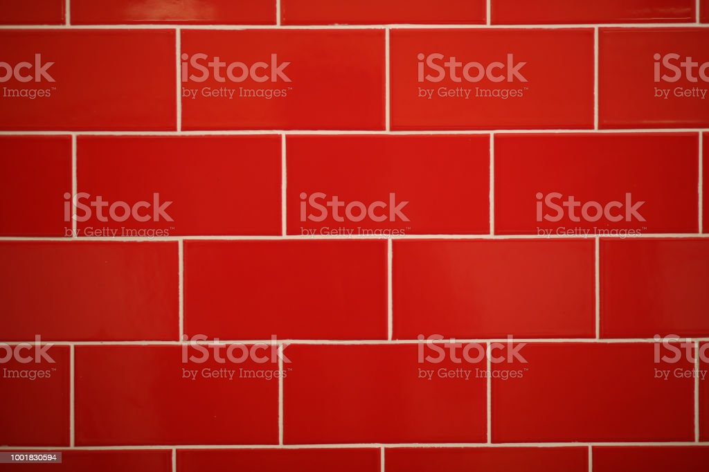 red subway tile graphic resource background texture stock photo download image now istock