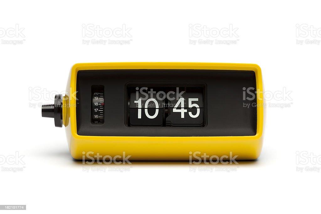 Digital Alarm Clock 7 30