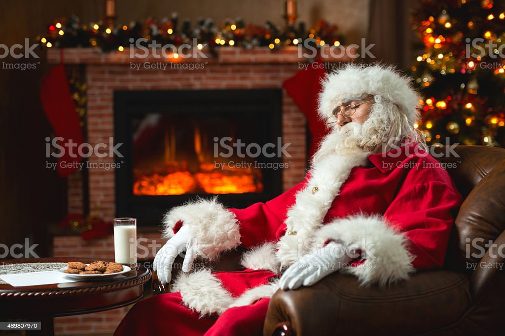 Royalty Free Santa Sleeping Pictures Images And Stock