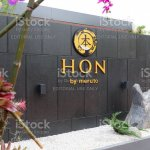 Sign In Front Of Hon By Meruto A Omakase Style Japanese Restaurant Stock Photo Download Image Now Istock