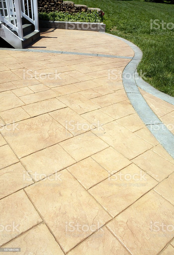 https www istockphoto com photo stamped concrete patio gm157484256 9702745