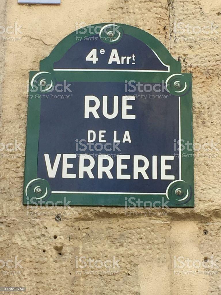 https www istockphoto com photo rue de la verrerie gm1173211754 325773890