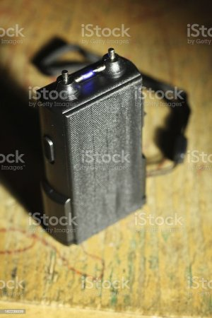 Taser Electric Arc Stock Photo   More Pictures of Black Color   iStock Taser Electric Arc royalty free stock photo