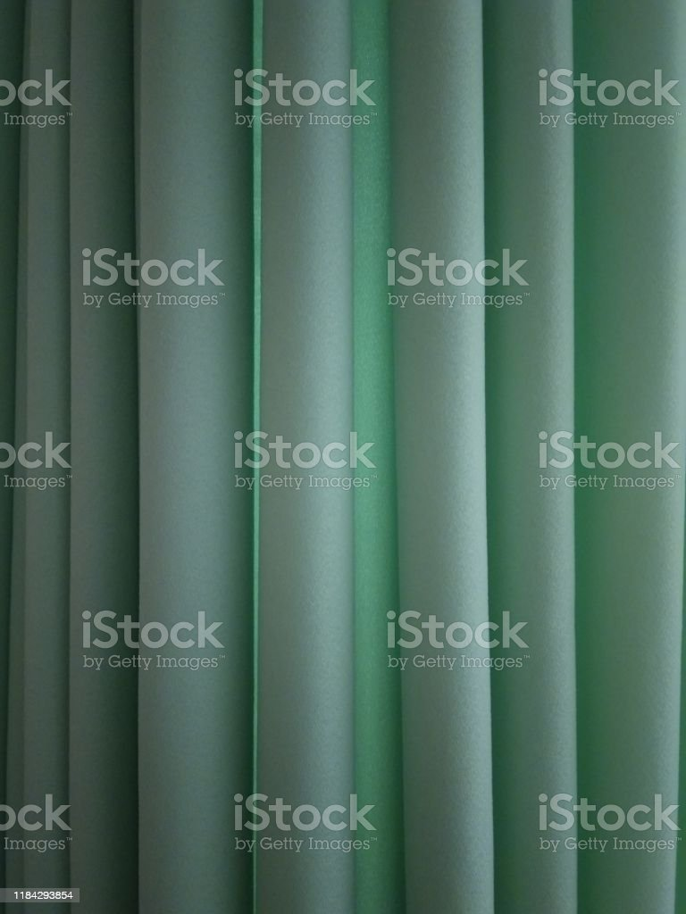 texture shape of green curtain fabric stock photo download image now istock