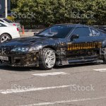 Toyota Supra Car Stylized For Street Racing Stock Photo Download Image Now Istock