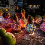 Turkish Gourd Lamps Stock Photo Download Image Now Istock