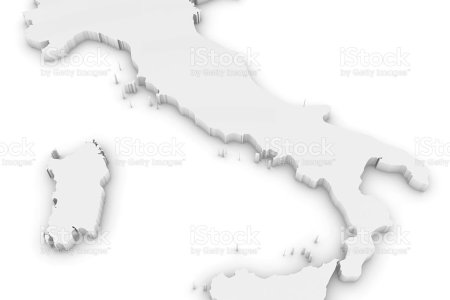 Printable Map Of Italy Coloring Book Pages Pinterest Use To Do A Color Paper Poke Outline