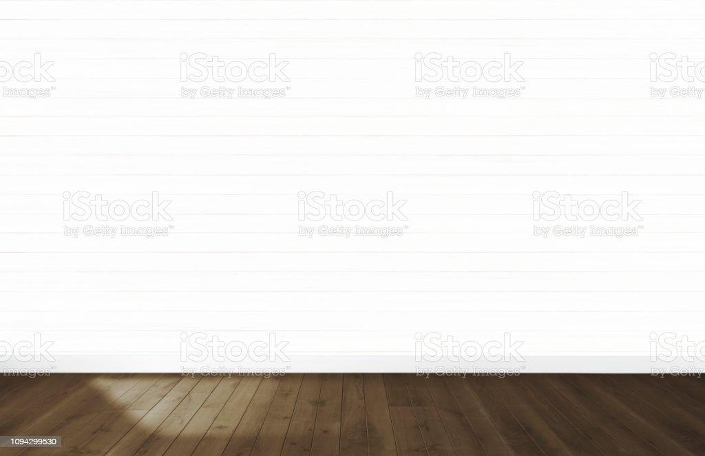 photo libre de droit de fond decran blanc dans une salle vide avec plancher en bois banque d images et plus d images libres de droit de appartement istock