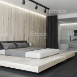 Wooden Luxury Bedroom Corner Stock Photo Download Image Now Istock