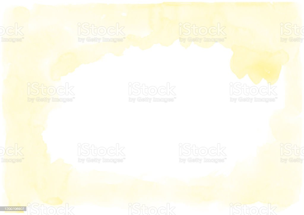 https www istockphoto com photo yellow frame watercolor background luxury wedding invitation cards with watercolor gm1200706907 344032600