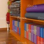 Yoga Studio Storage Corner For Props Stock Photo Download Image Now Istock
