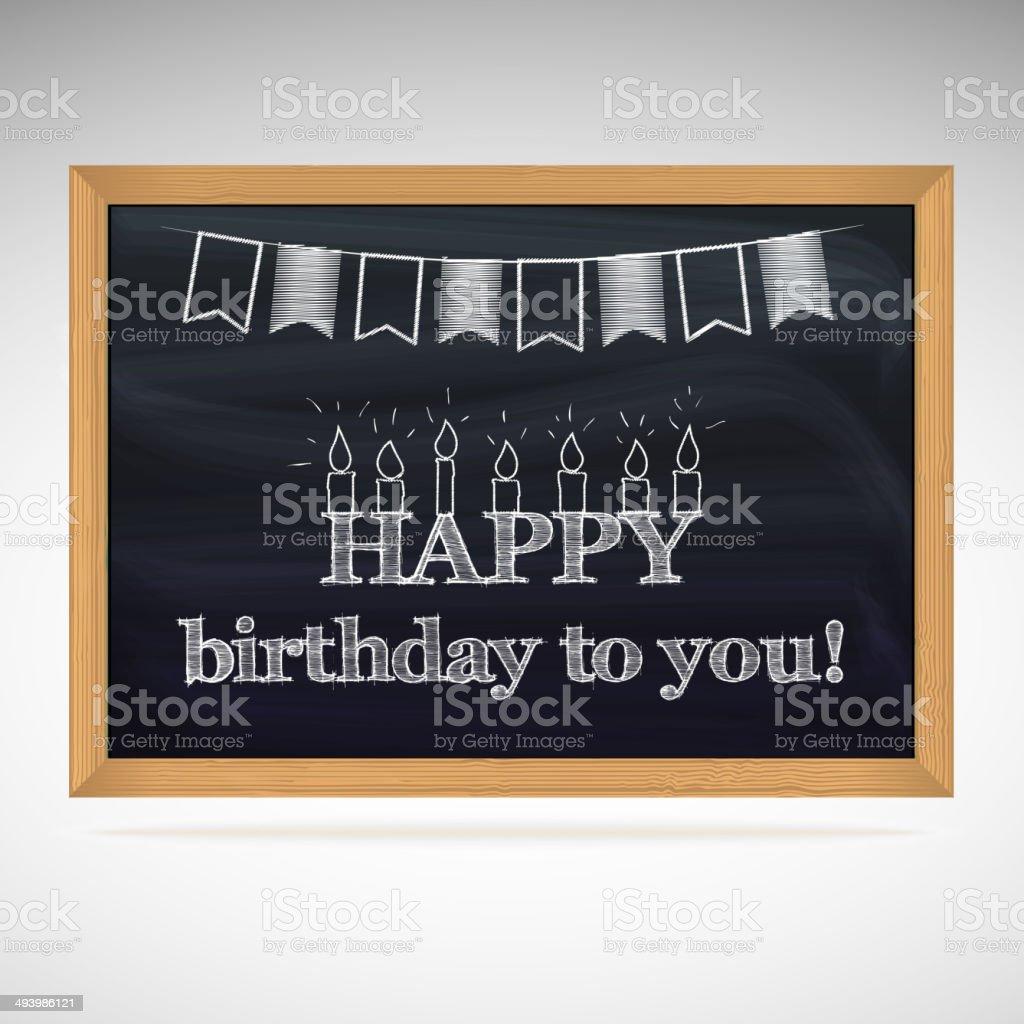 87 Happy Birthday To Teacher Illustrations Clip Art Istock