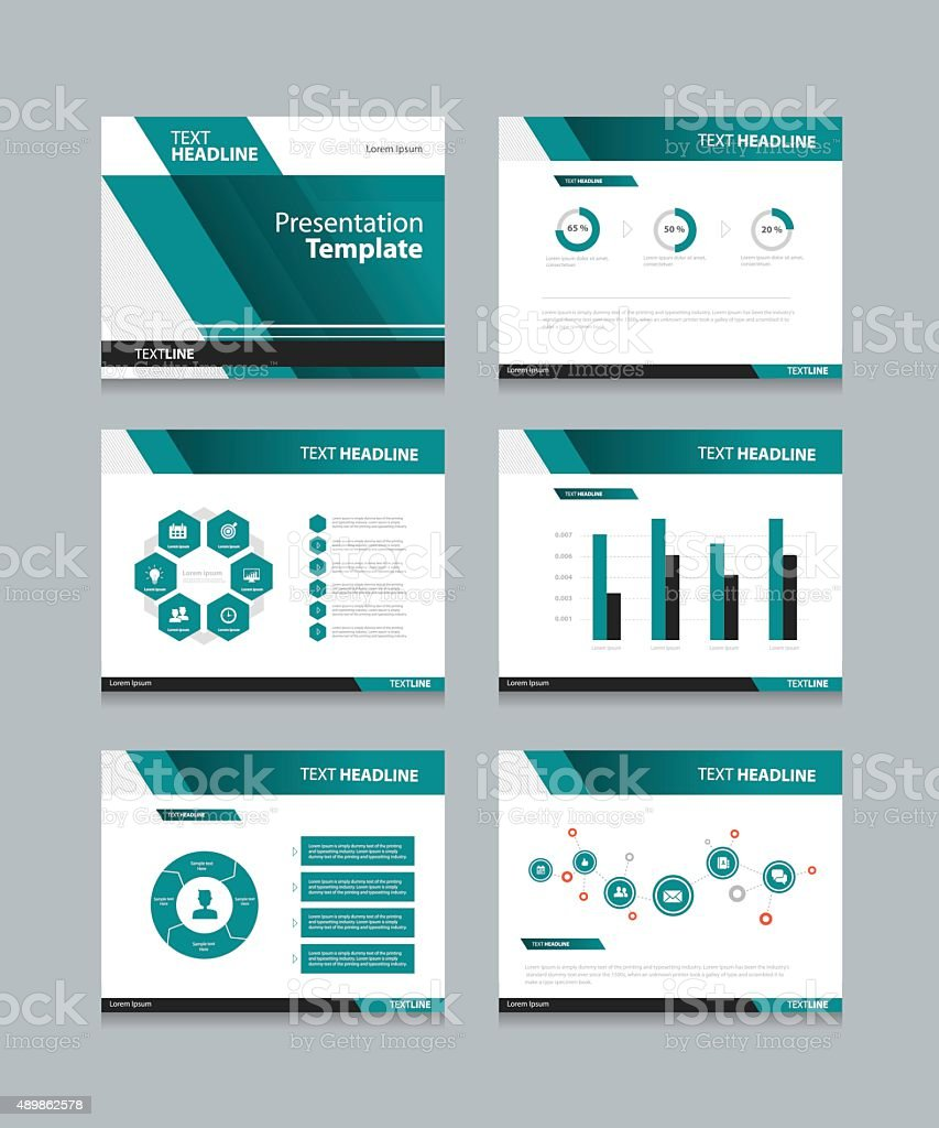 Business Presentation And Powerpoint Template Slides