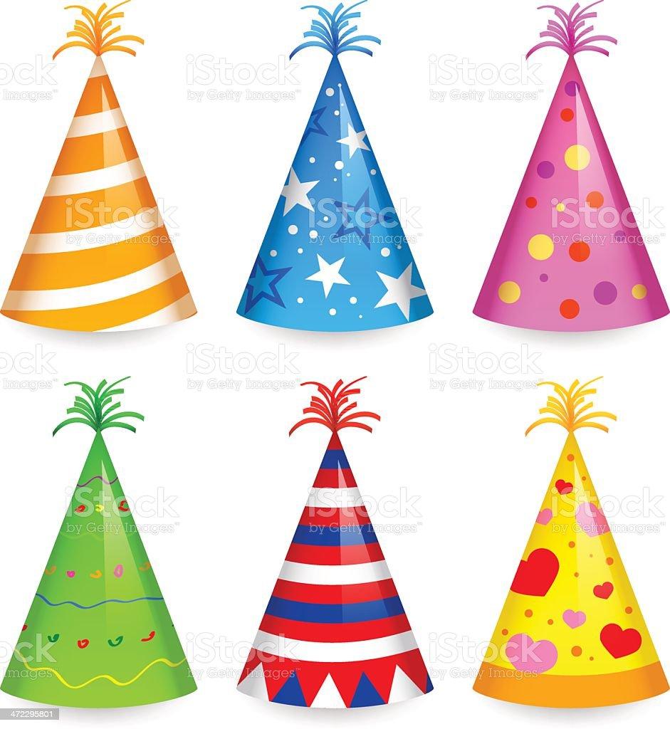 9 046 Party Hat Illustrations Clip Art Istock