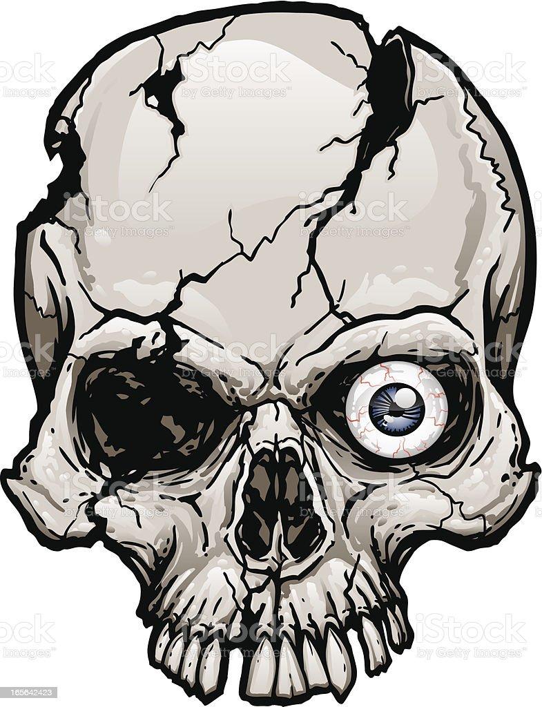 Drawing Easy Animal Skull