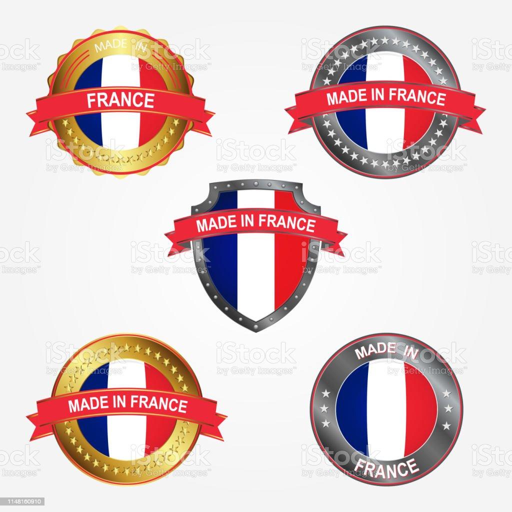 https www istockphoto com vector design label of made in france gm1148160910 309977633