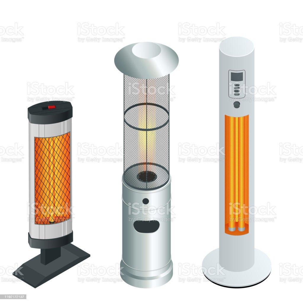 13 outdoor patio heater illustrations clip art