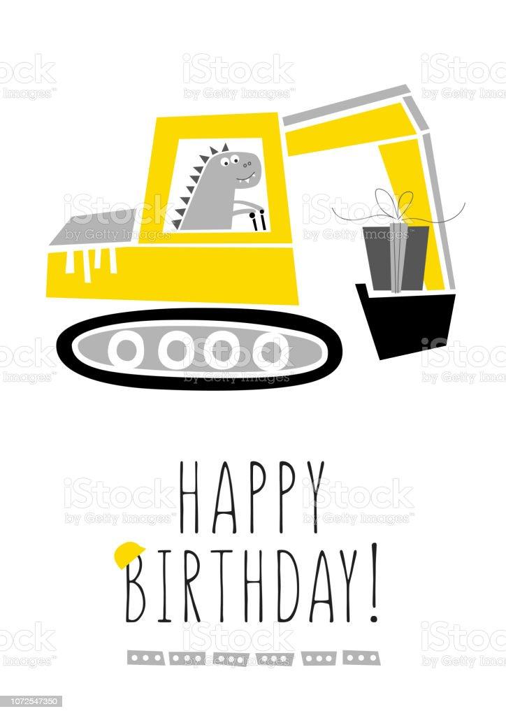 24 construction birthday invitations illustrations clip art istock