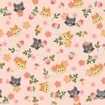 Forestwoodland Animals Seamless Pattern Childrens Room Wallpaper Kids Room Wall Art Stock Illustration Download Image Now Istock