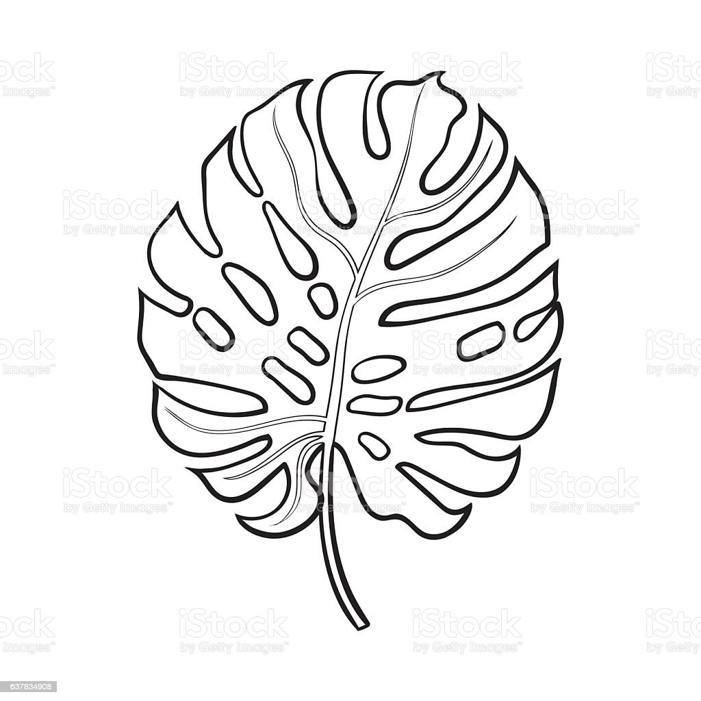Comfortable Leaf Cutout Template Gallery - Examples Professional ...
