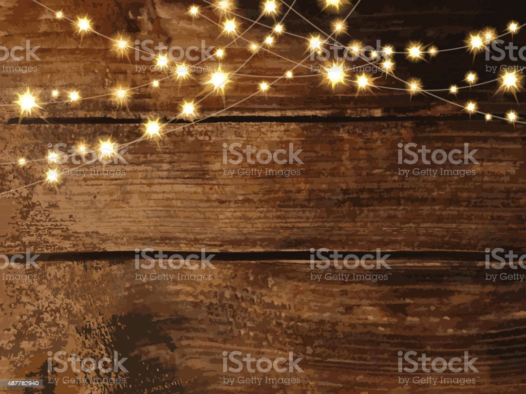 Rooftop Christmas Lights