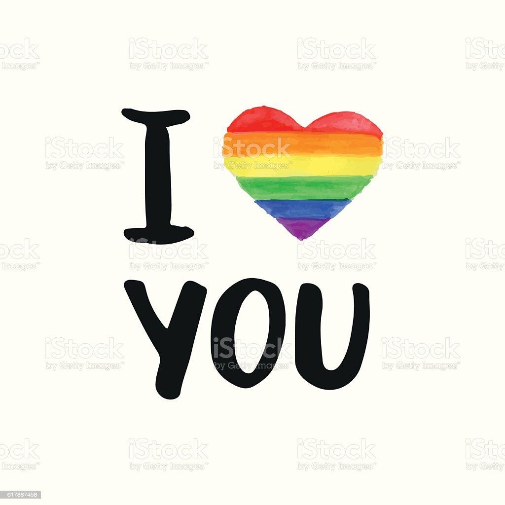 https www istockphoto com de vektor i love you inspirational gay pride poster gm617887458 107387623