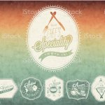 Retro Vintage Style Restaurant Menu Designs Stock Illustration Download Image Now Istock