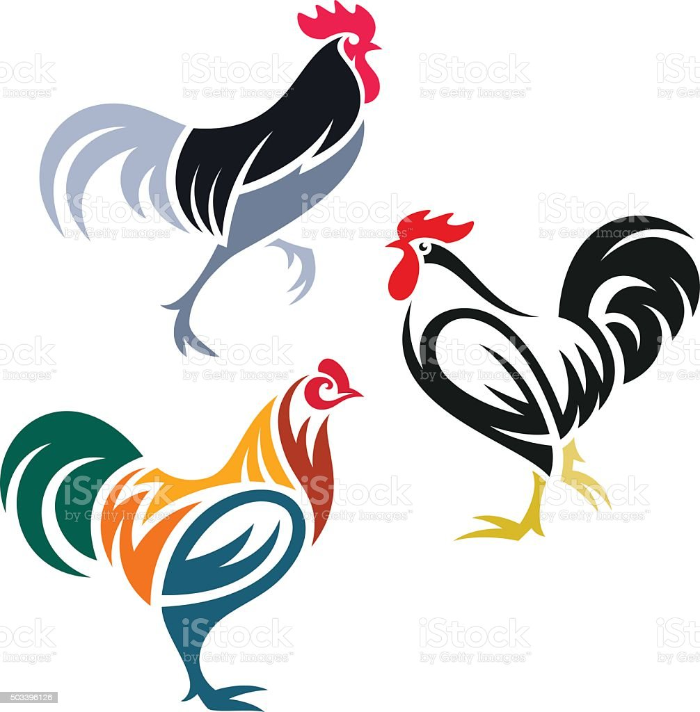 French Hen Clip Art Black And White Cuts Of Chicken Butcher Diagram Stock Vector Image 53657743