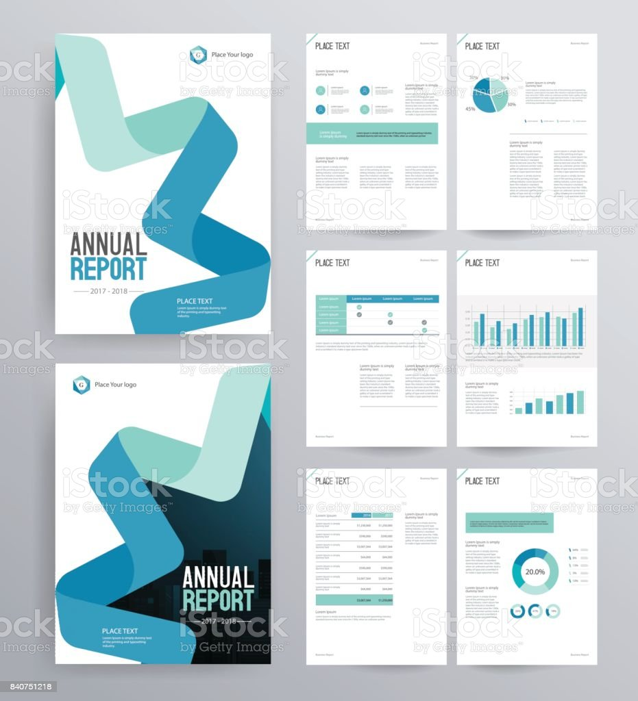 Annual Report Templates Download Free Annual Report Designs