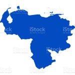 Venezuela Map Stock Illustration Download Image Now Istock