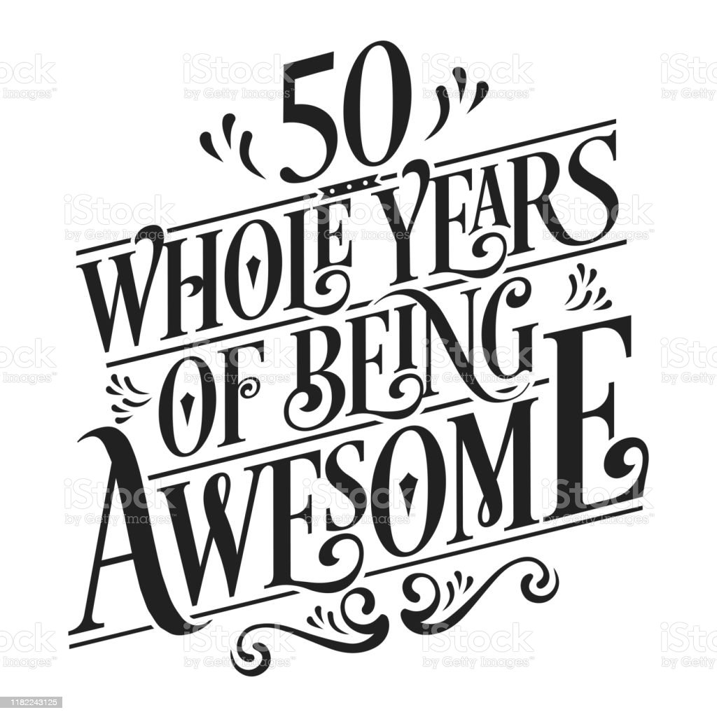 552 50th Birthday Stock Photos Pictures Royalty Free Images Istock
