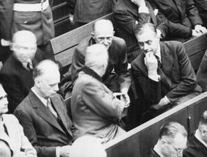 THE NUREMBERG TRIALS, NOVEMBER 1945-OCTOBER 1946