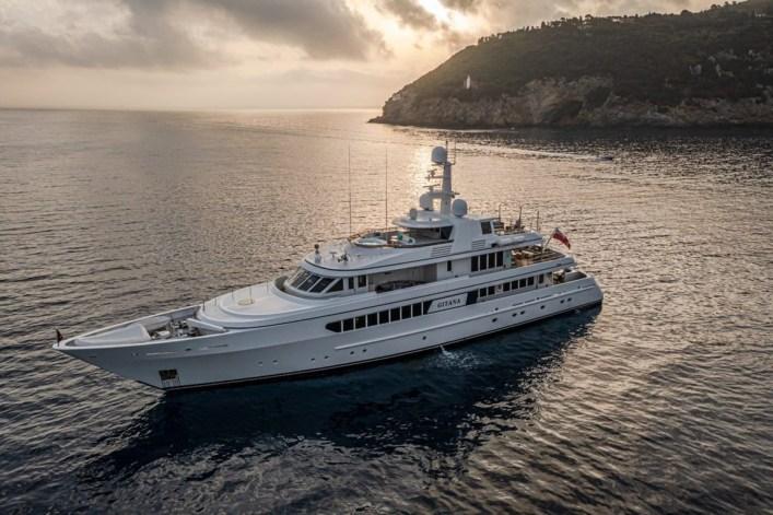 1997 Feadship 158 Tri Deck Motor Yacht Yacht For Sale | GITANA | SI Yachts