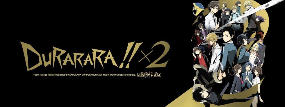 Durarara ×2!!
