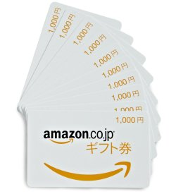 Amazon.co.jp Gift Card