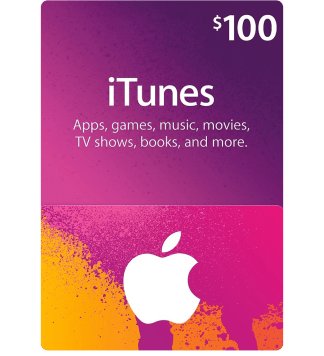 iTunes US Gift Card