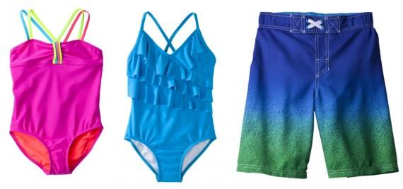 Target Kids Bathing Suits