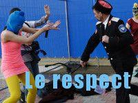 apprendre le respect