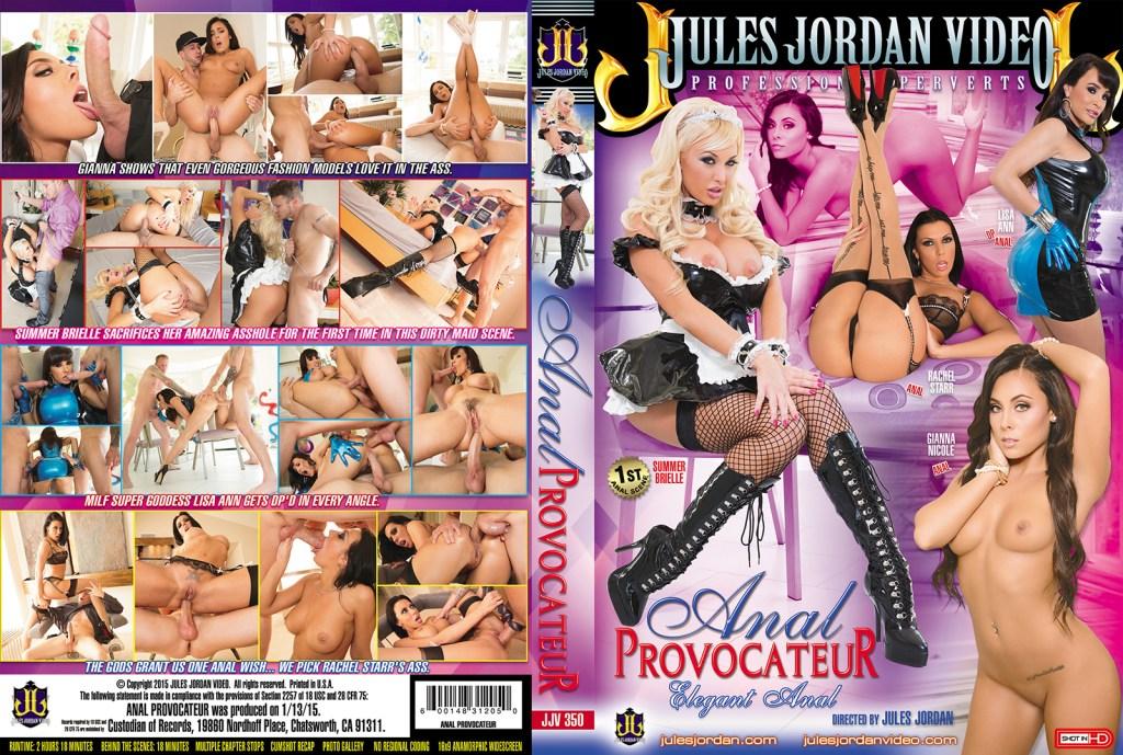 Jules Jordan Presents Anal Provocateur Videos Pornstar Photos Dvds