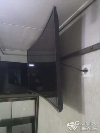 tv led nasco incurve 50 pouces avec decodeur tnt integre
