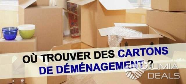Carton De Demenagement Abidjan Jumia Deals