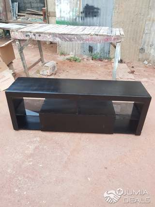 meuble tv hugo noir